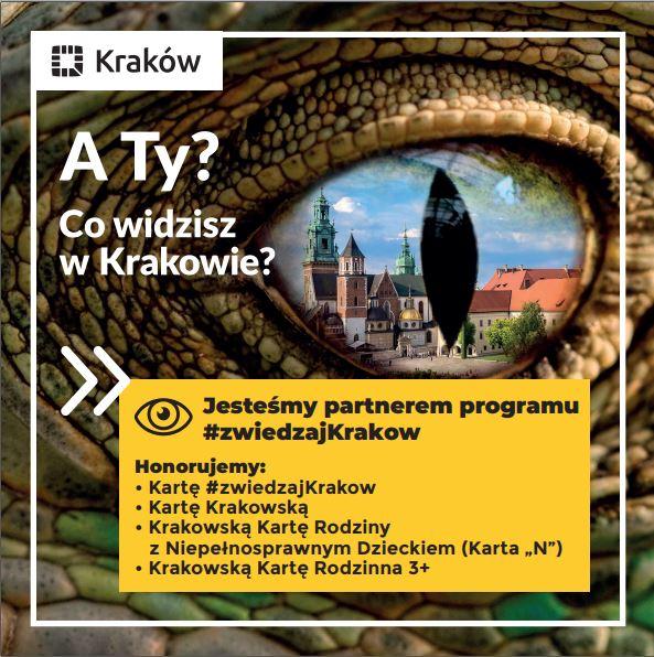 program #zwiedzajKrakow